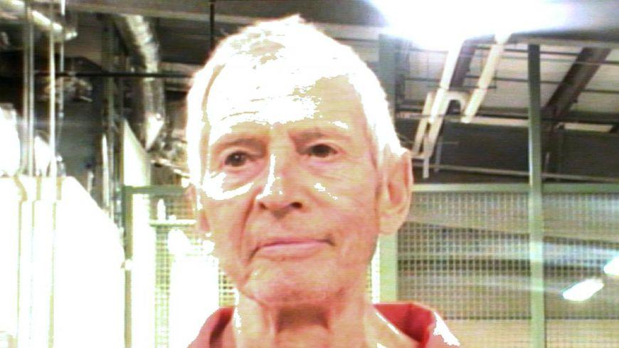 Robert Durst, le 14 mars dernier, juste après son arrestation