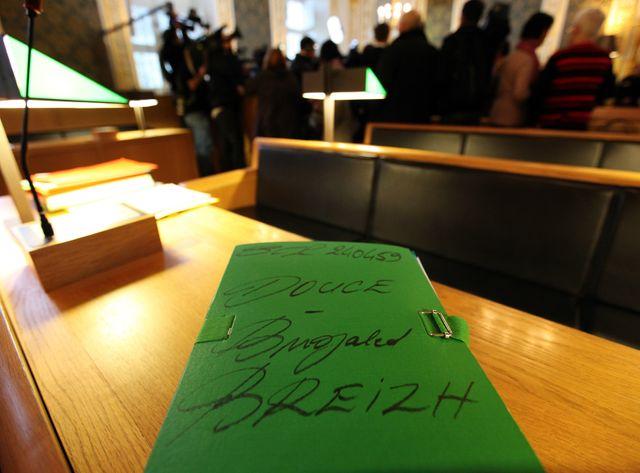 Le procès du Bugaled Breizh