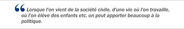Citation Sandrine Rousseau - Radio France
