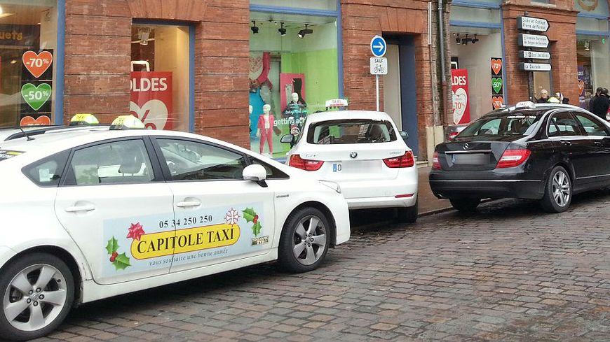 FBToulouse taxis toulousains