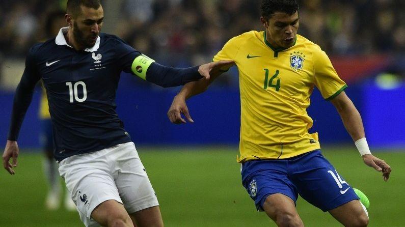 France - Brésil le 26 mars 2015