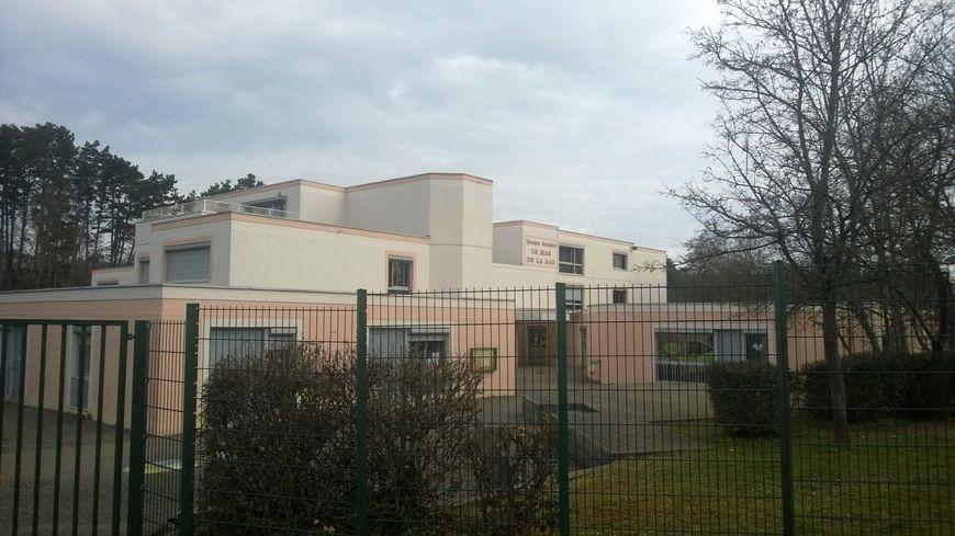 L'école primaire de Villefontaine.