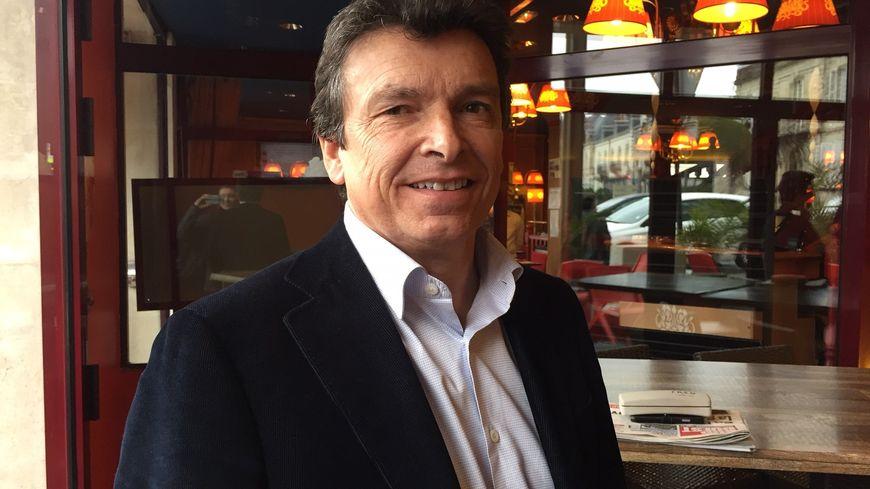 Thierry Boidé élu dans le canton du Pays de Montaigne et Gurson et nouveau leader de l'opposition