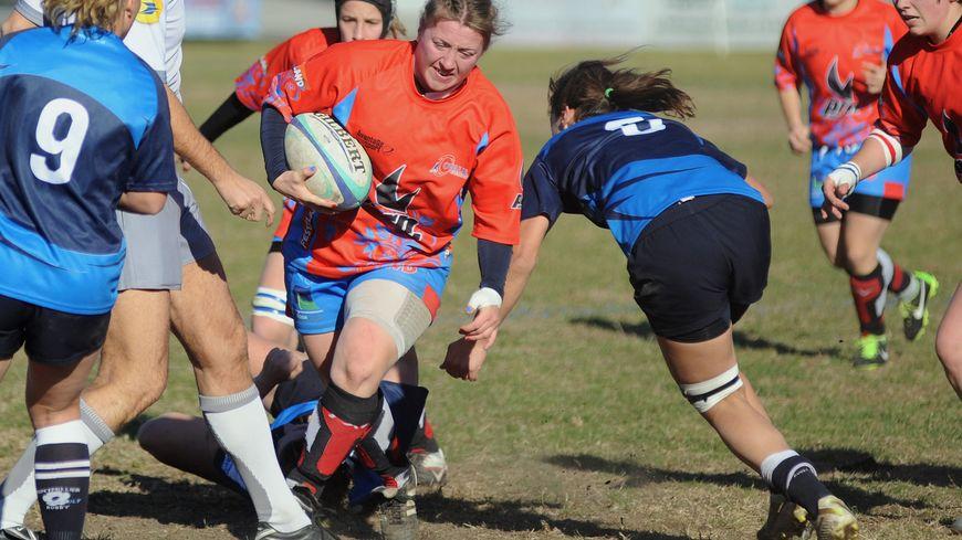 rugby caen julie duval