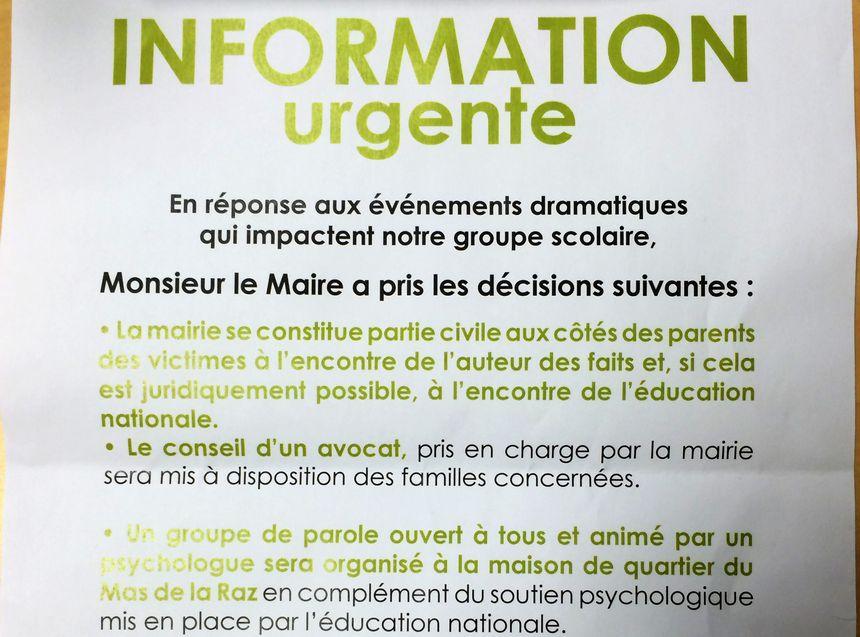 Villefontaine : la mairie a décidé de se constituer partie civile - Radio France - Axelle Labbé
