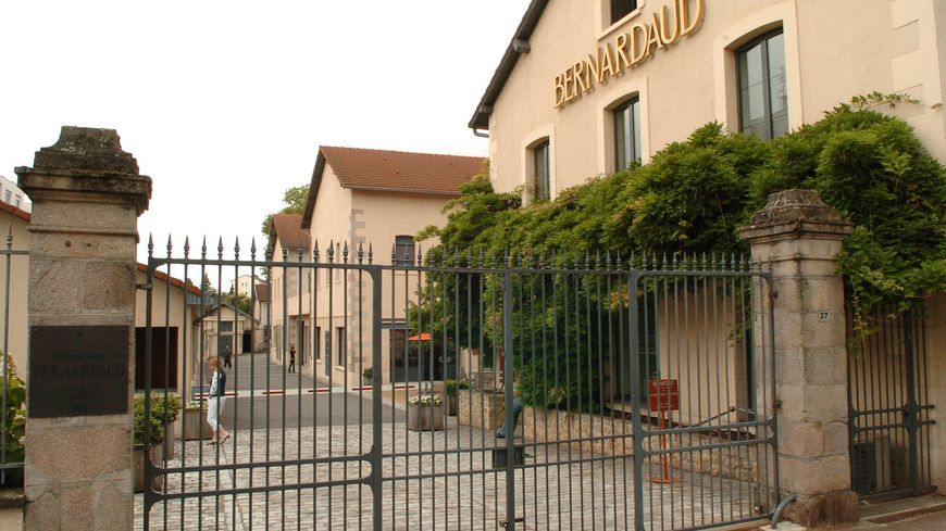 Un site du porcelainier Bernardaud.