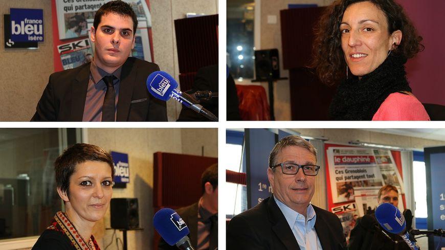 Isère : candidats du canton de Bièvre (FN, UD, UG, DVG)