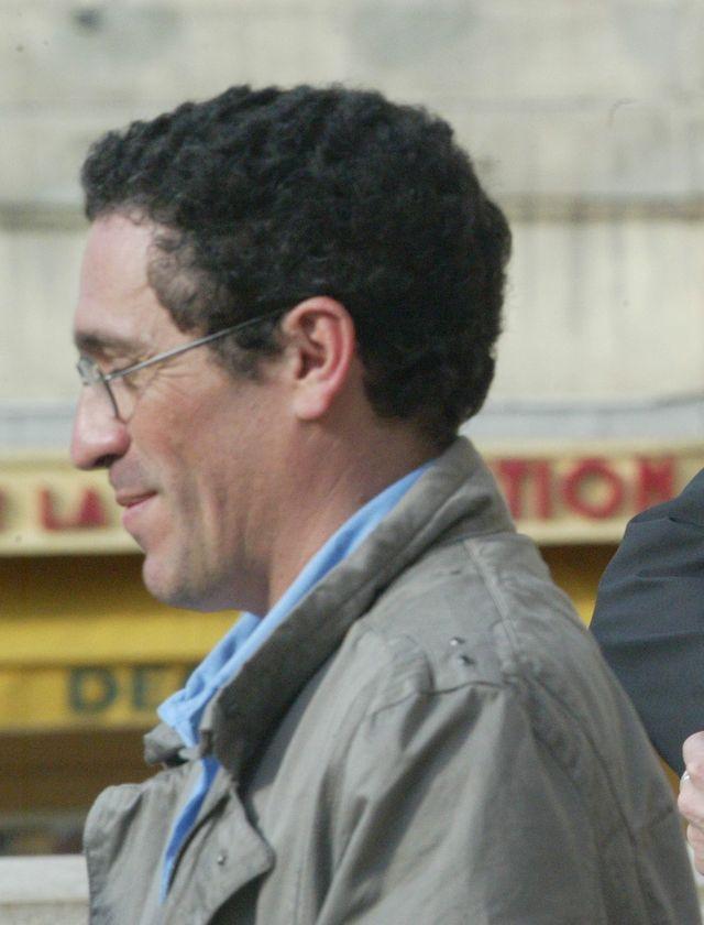 Philippe Iacono, père de Gabriel Iacono