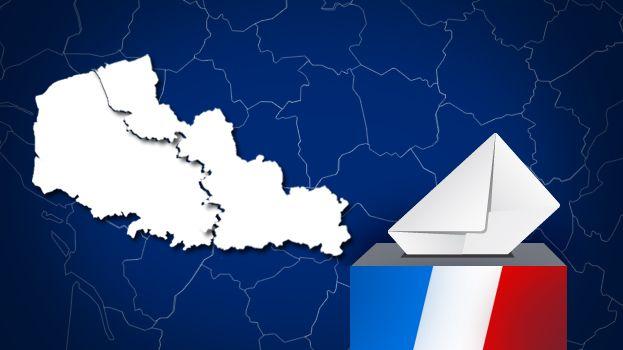 Les élections départementales dans le Nord et le Pas-de-Calais