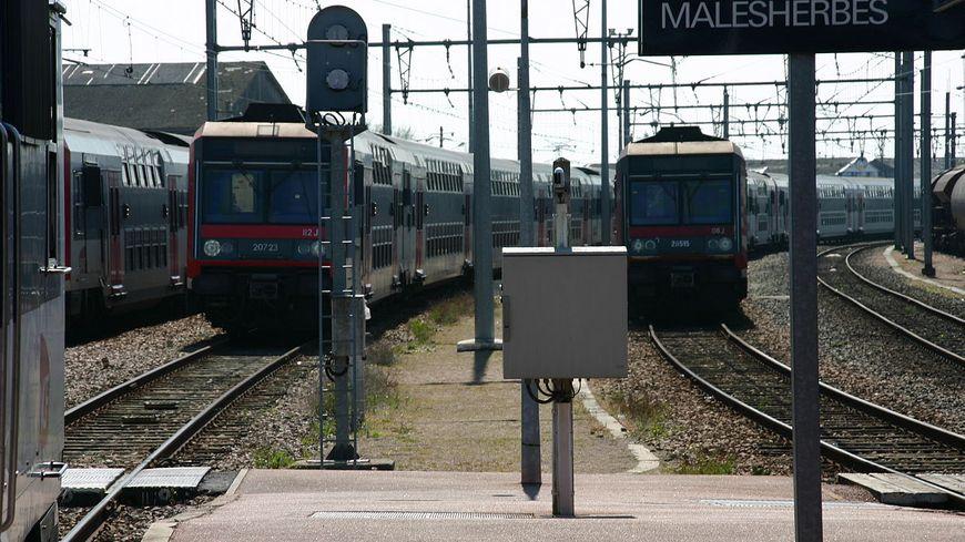 Les RER relient directement Malesherbes avec la région parisienne.