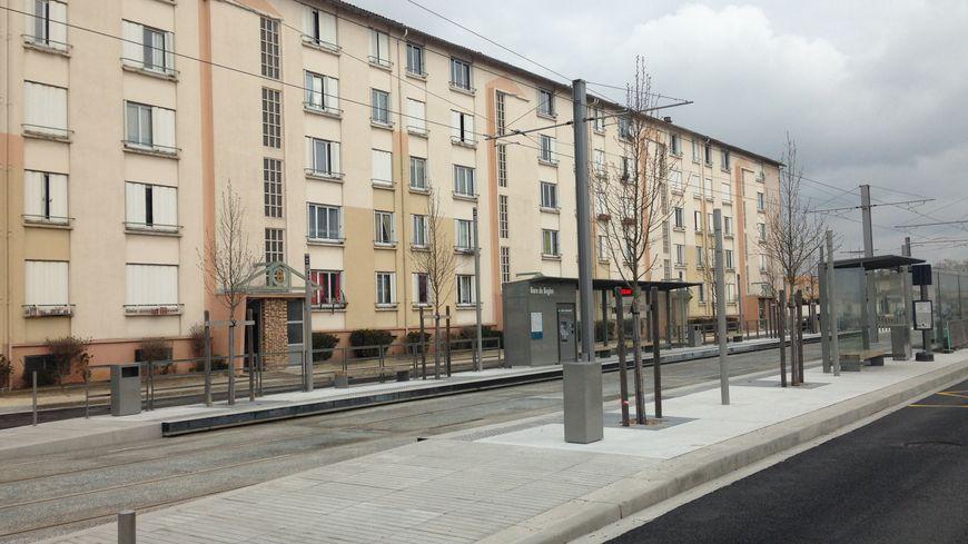 La Cité du Dorat à Bègles est maintenant desservie par le tramway