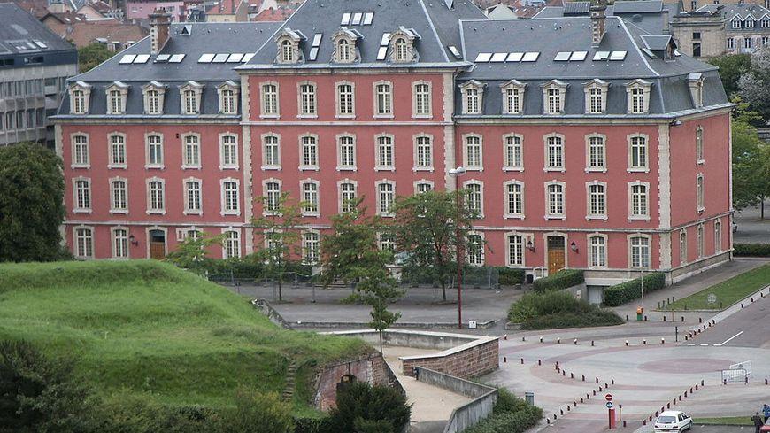 L'Hôtel de département, à Belfort.