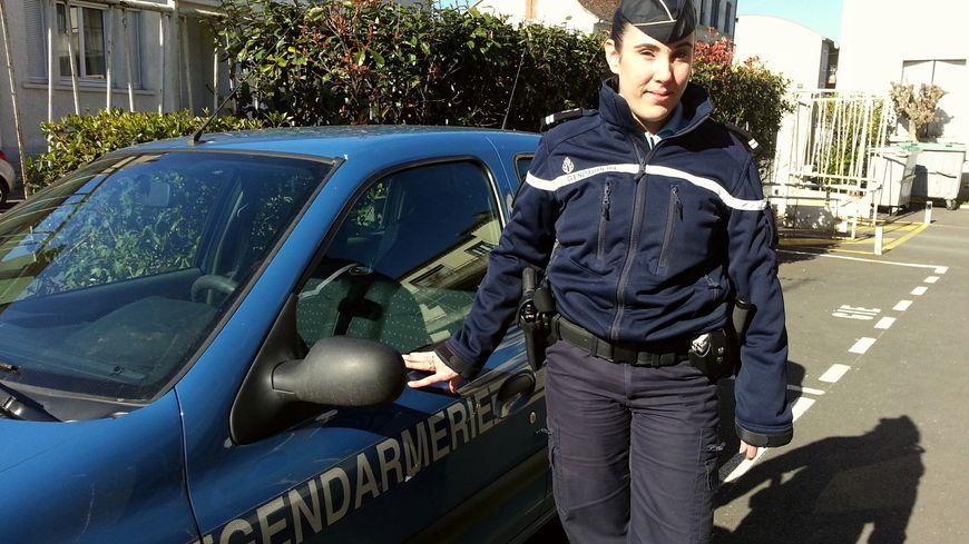 gendarme Claire Moquet