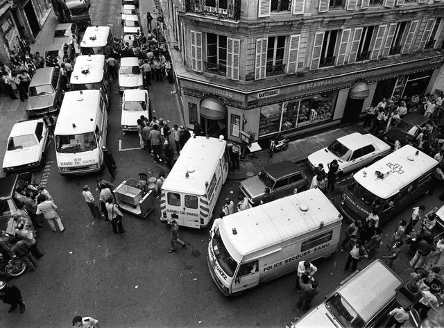 Attentat de la rue des rosiers (1982)