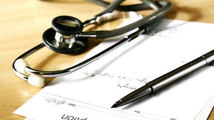 Médecin stétoscope
