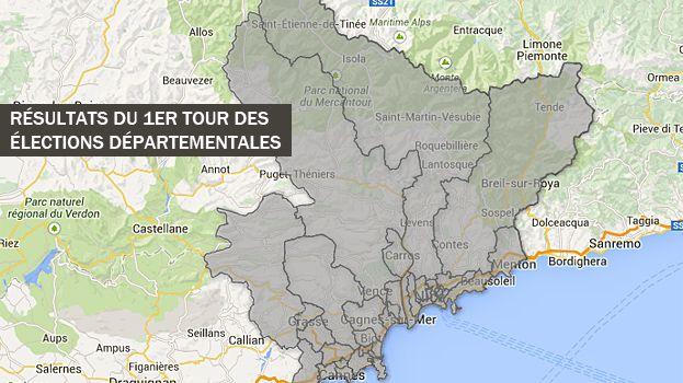 Le département des Alpes-Maritimes