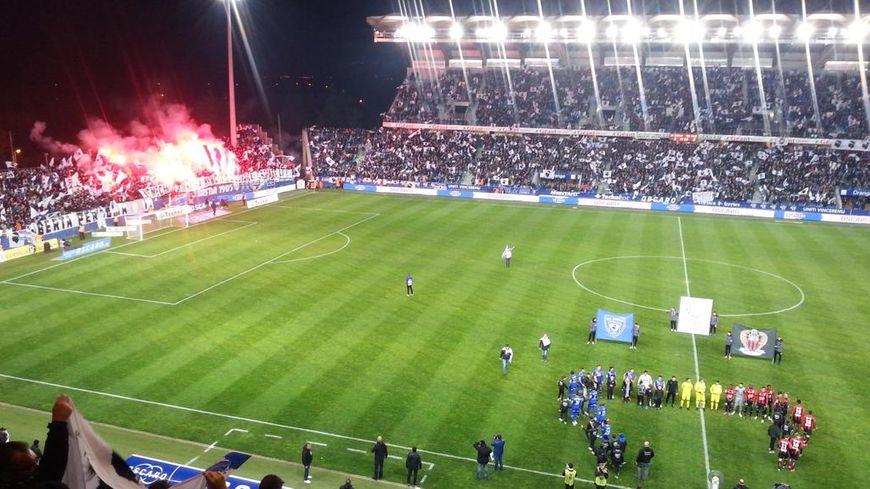 Le SCB porte plainte contre X après le derby contre Nice