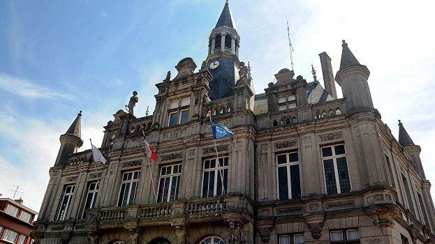 L'hôtel de ville d'Hénin-Beaumont dans le Pas-de-Calais (illustration).
