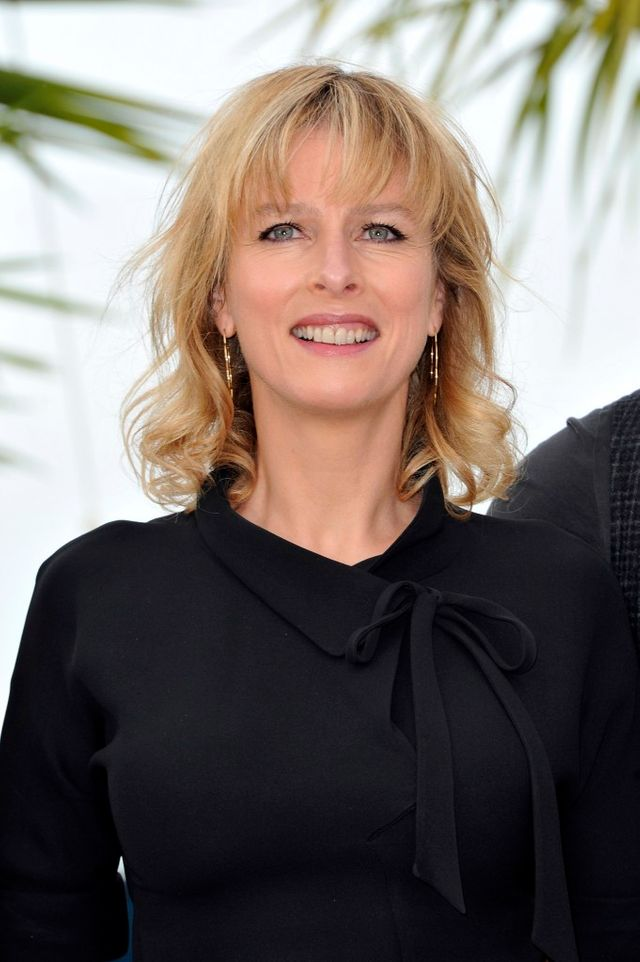 Karin Viard au festival de Cannes