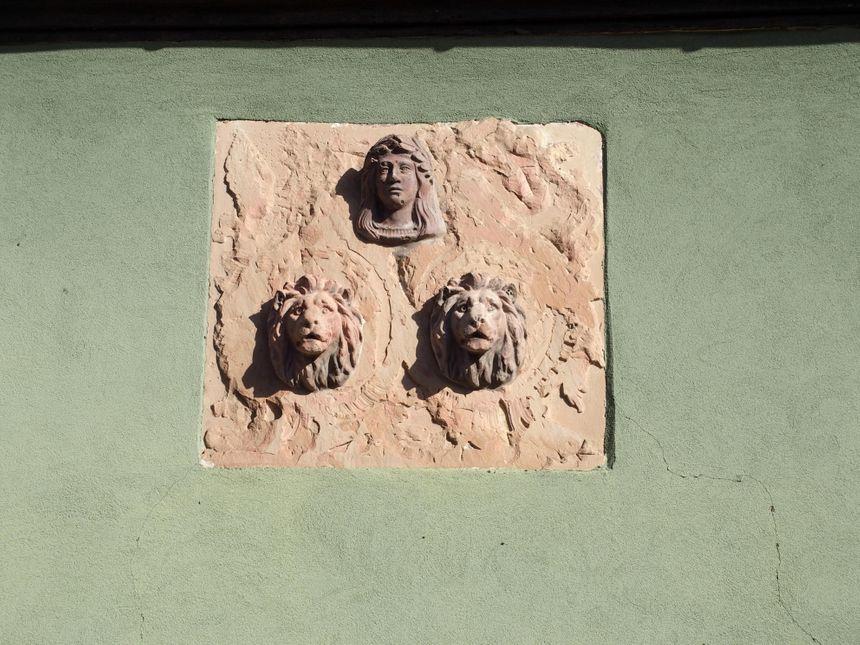 Ohnenheim, Marianne et ses lions