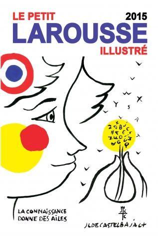Le Petit Larousse Ilustré 2015
