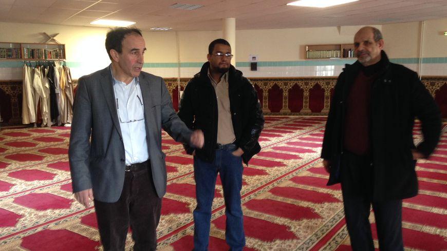 Les Manchois pourront découvrir ce samedi la salle de prières de la mosquée de Cherbourg d'habitude réservée aux fidèles
