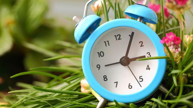 Changement d'heure (illustration)