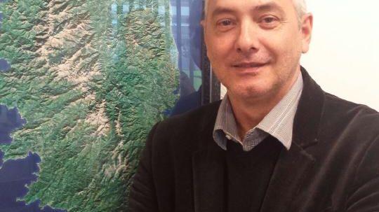 Philippe Cimino, délégué CFDT au Conseil Général de la Haute-Corse