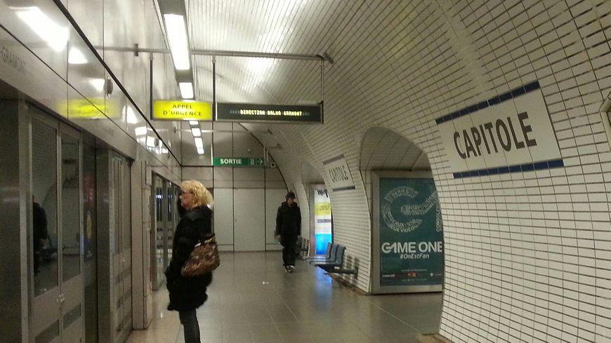 Rencontre dans le metro toulouse