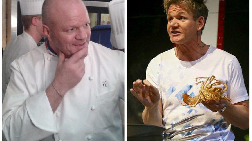 Ramsay etchebest cauchemar en cuisine en plein c ur de - Cauchemar en cuisine france ...