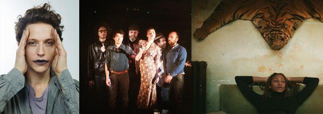 Concert au 104 - Disquaire Day avec ALA.NI, Raphaël et Moriarty