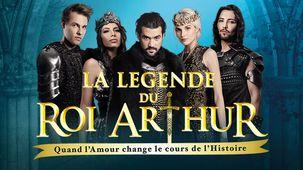 La légende du Roi Arthur sur France Bleu Lorraine