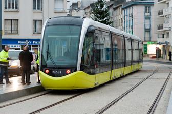 Tramway Brest transport
