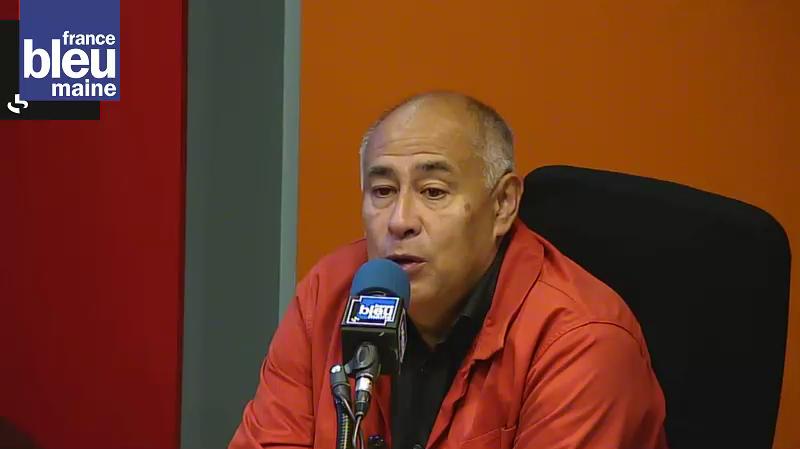 Le docteur Michel Nguyen, chef de pôle psychiatrie