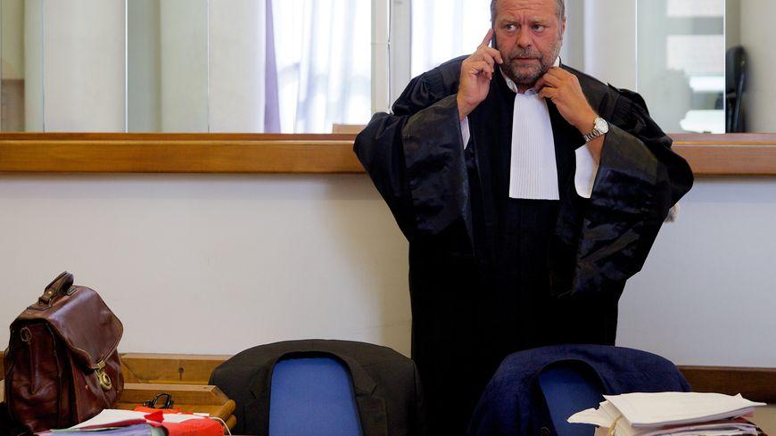 le cabinet du c 233 l 232 bre avocat eric dupond cambriol 233
