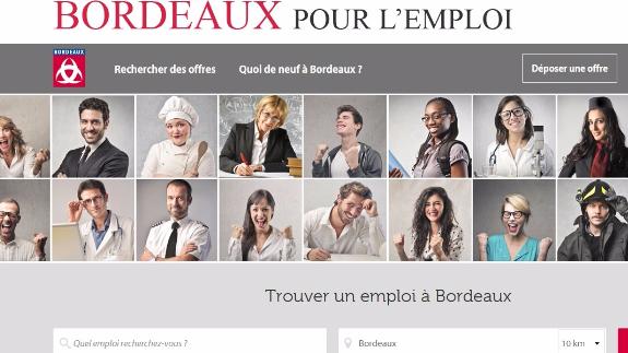infos economie social trouver une offre d emploi bordeaux c est desormais possible en quelques clics
