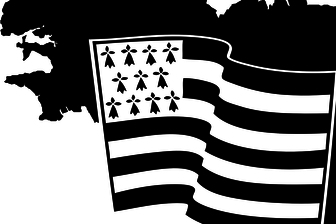 Bretagne drapeau