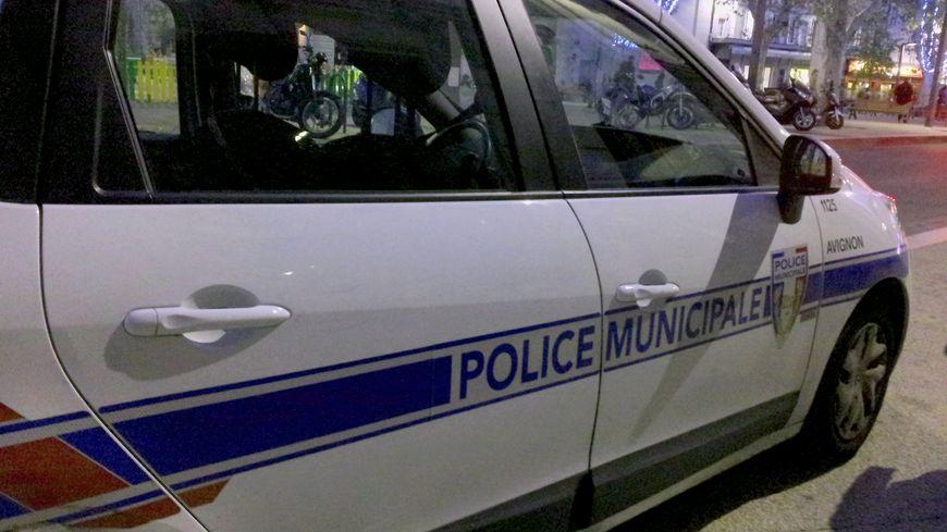 Véhicule de police municipale