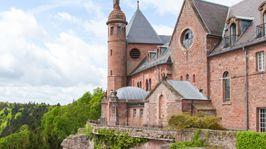 Mont Sainte-Odile - Alsace