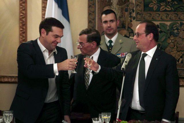Alexis Tsipras avait accepté en juillet un nouveau plan d'aide très contraignant de 86 milliards d'euros