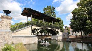 Pont Napoléon sur La Deûle