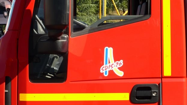 Les pompiers de la Drôme - image d'illustration