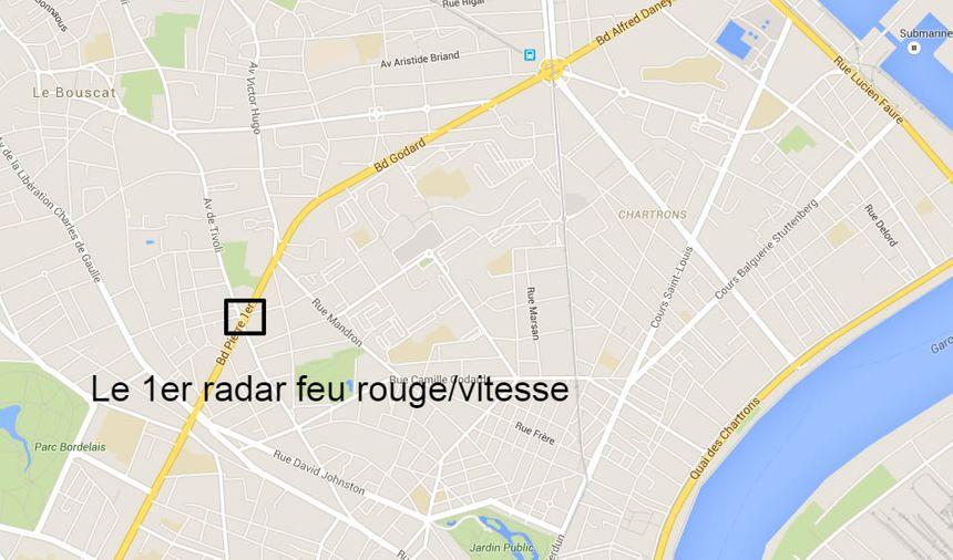 carte radars feu rouge 93