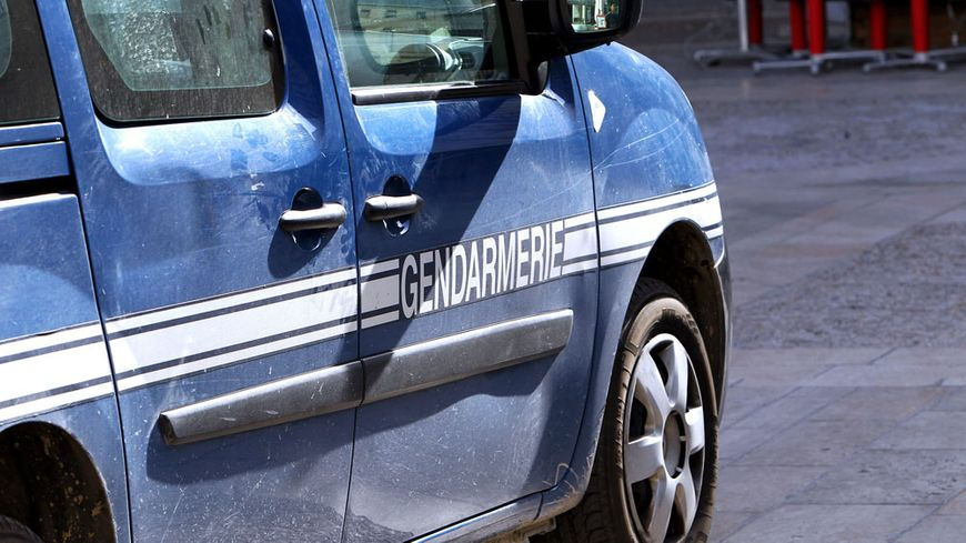 Voiture de gendarmerie - photo d'illustration