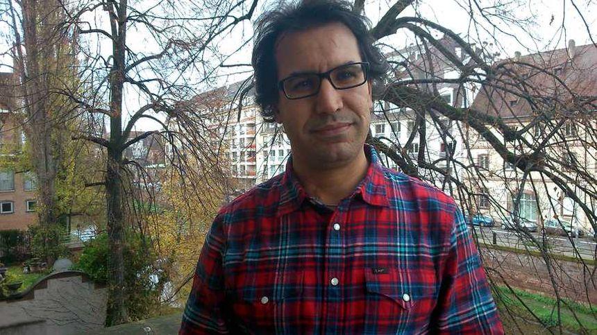 Le réalisateur strasbourgeois Hamid Derrouich - Radio France