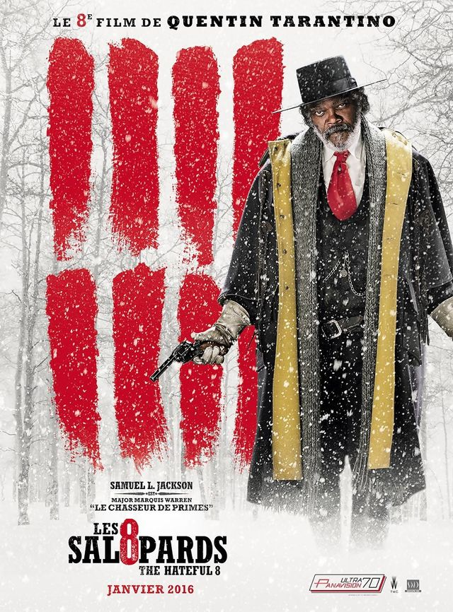 Les 8 salopards - Quentin Tarantino