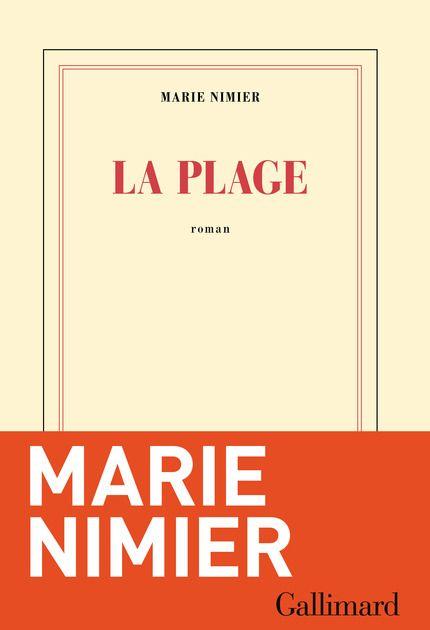 Marie Nimier-La plage