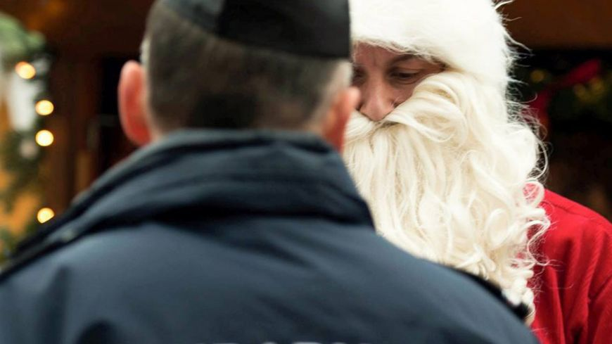 La Gendarmerie de la Gironde fête Noël avant l'heure