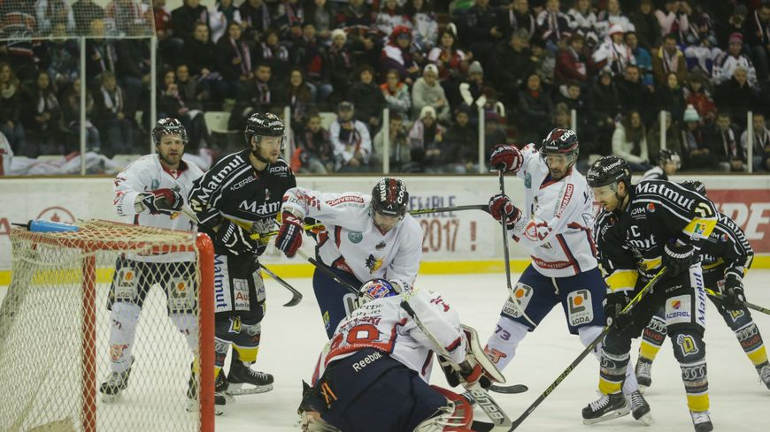 Direct finale de la coupe de france de hockey sur glace entre rouen et grenoble - Final coupe de france hockey 2015 ...