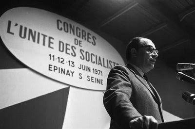 Congrès d'Épinay, 1971, François Mitterrand